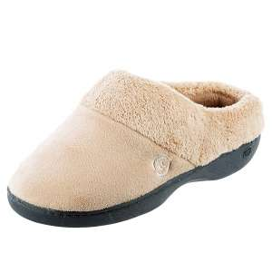 isotoner Women's Terry Memory Foam Slippers