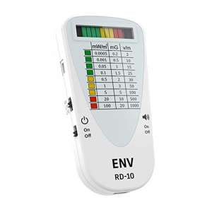 ENV RD-10 EMF Meter and Detector