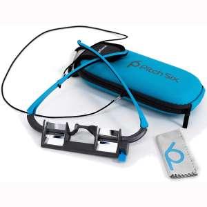 PitchSix EyeSend Adjustable-View Rock Climbing Belay Glasses – Lightweight Premium Belay Goggles – Adjustable-View Rock Climbing