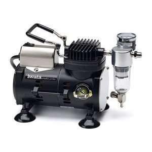 Iwata-Medea Sprint Jet Studio Series Airbrush Compressor