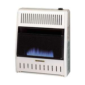 ProCom MNSD200TBA-BB Dual Fuel Ventless Wall Gas Heater