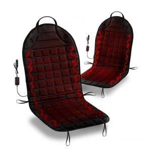 ZONETECH Car Travel Seat Cover Cushion