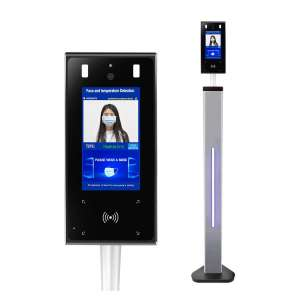 Face Recognition Infrared Temperature Measurement by Panoeagle