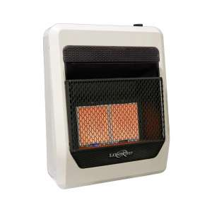 Lost River Natural Gas Radiant Plaque Wall Heater