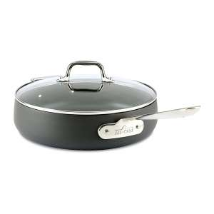 All-Clad Hard Anodized Nonstick Saute Pan