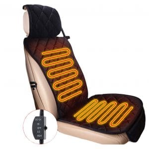 COULSON Heated Seat Covers for Cars