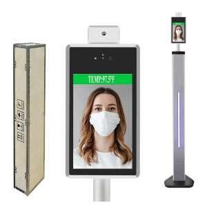 HIK-Tech US Face Recognition Body Temperature Measurement System