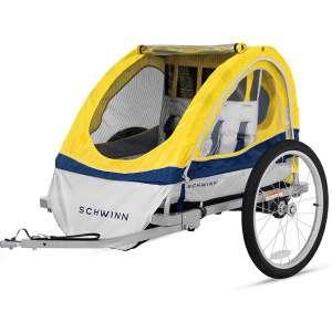 Schwinn Joyrider Bike Trailer for Toddlers
