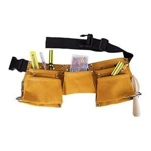 Greatstar Kids Tool Belt Candy Pouch for Youth Dress up and Costume
