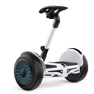 MAXFREE Smart Self-Balancing Scooter with LED Light