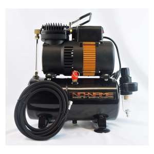 NO-NAME by SprayGunner Quiet Airbrush Compressor