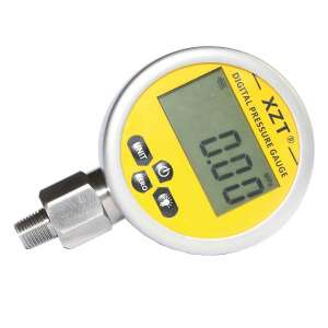XZT 3.15 Inches 10,000 PSI Digital Hydraulic Pressure Gauge