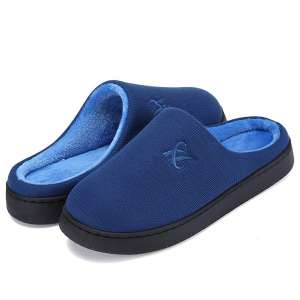 landeer Memory Foam Cotton Slippers
