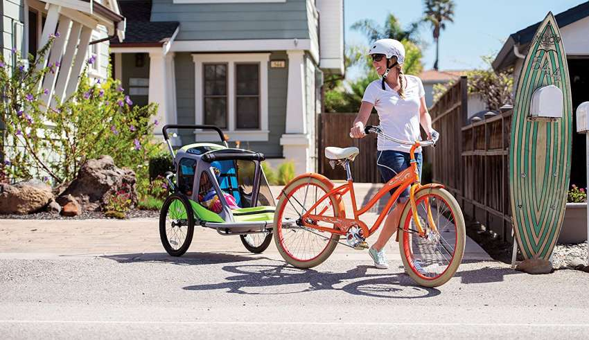 Bike Trailer for Toddlers