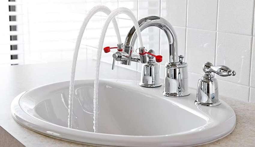 Eyewash Station Faucet
