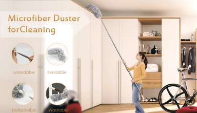 Long Extendable Duster