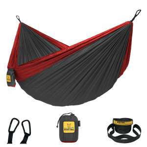 Wise Owl Outfitters Hammock Camping Double