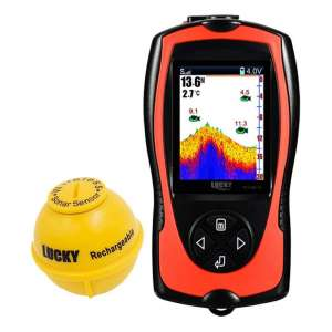 LUCKY Portable Fish Finder for Sea Fishing