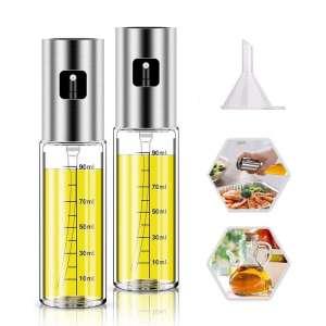 PUZMUG Oil Sprayer for Olive Oil Sprayers Mister