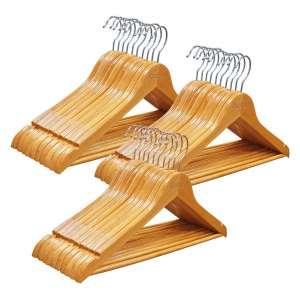 Qualsen Wooden Hangers