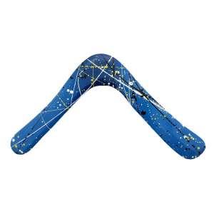 True Blue Angel Wooden Boomerangs