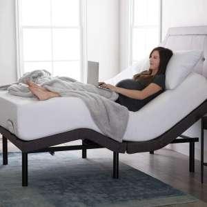 LUCID Adjustable Bed Base