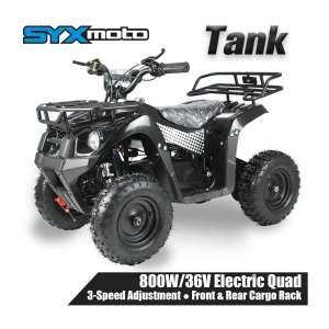 SYX MOTO 36V 800W Tank Kids Mini ATV
