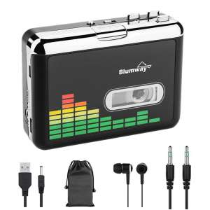 BlumWay Portable Cassette Players