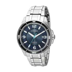 Citizen BM6929-56L Men's Titanium Diving Watch