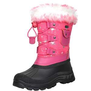 DREAM PAIRS Insulated Waterproof Winter Snow Boots