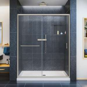 DreamLine Infinity-Z Sliding Shower Door