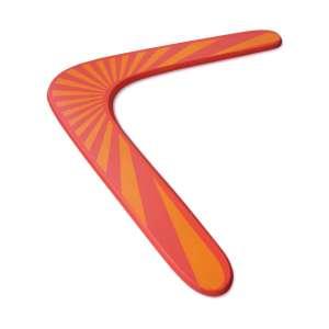 HOMEE Homemade Boomerang