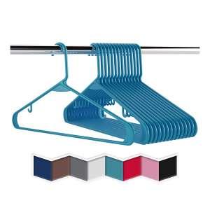 NEATERIZE Plastic Clothes Hangers