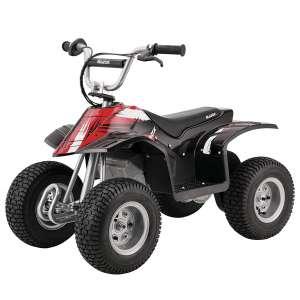 Razor Dirt Quad 24V Electric 4-Wheeler Mini ATV
