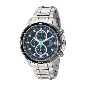Citizen CA0349-51L Men's Titanium Diving Watch