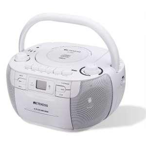 Retekess TR621 Portable CD Cassette Players
