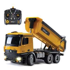 Top Race Remote Control Construction Dump Truck