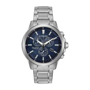 Citizen Eco-Drive AT2340-56L Men's Titanium Diving Watch