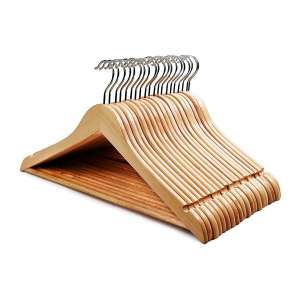 HOUSE DAY Wooden Hangers