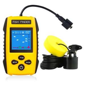 Venterior Handheld Fish Finder - LCD Display
