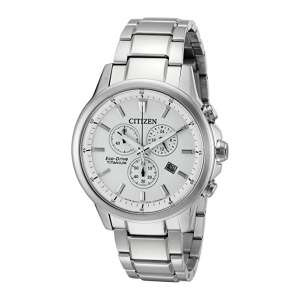Citizen Eco-Drive AT2340-56A Men's 'Titanium Diving Watch