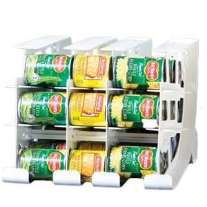 FIFO Can Tracker Canned Goods Organizer
