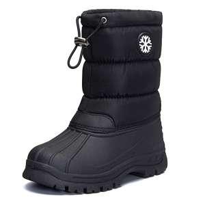 SHOFORT Kids Snow Boots for Boys & Girls