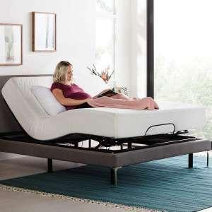 LINENSPA Adjustable Bed Base