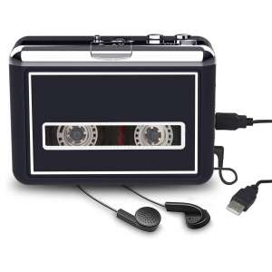Rybozen AudioLAVA Cassette Players