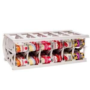Shelf Reliance Large Cans Food Organizer