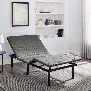 AmazonBasics Adjustable Bed Base