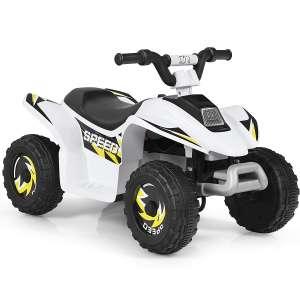 Costzon Ride on ATV 6V Battery Powered
