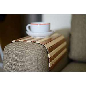 K&H Design Couch Arm Tray for Coffee