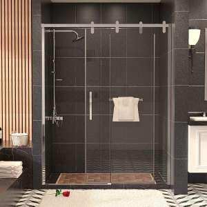 Mecor Sliding Shower Door for bathroom